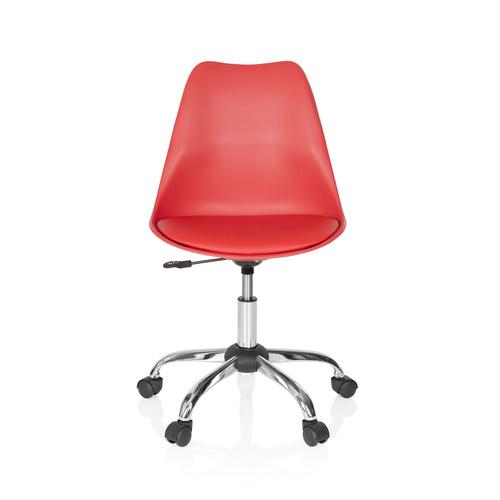 FANCY PRO - Home Office Bürostuhl Rot