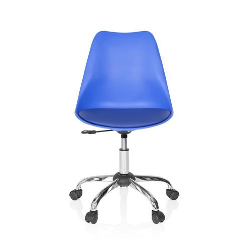 FANCY PRO - Home Office Bürostuhl Blau