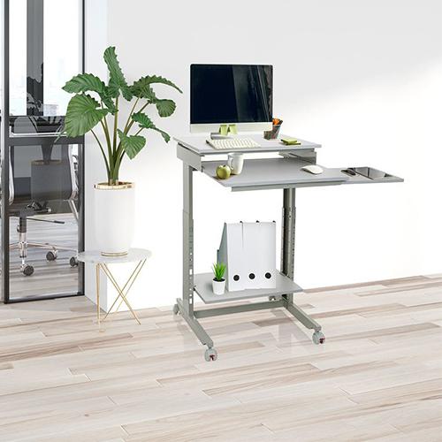 Holzschreibtische, Glasschreibtische oder exklusive Designertische fuer ein ergonomisches Arbeitsumfeld.